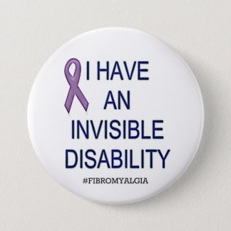 Badges Bouton invisible d'incapacité