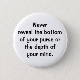 Badges Bouton italien du proverbe No.117