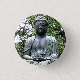 Badges Bouton japonais de Pin de photographie de statue