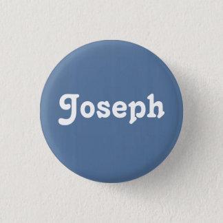 Badges Bouton Joseph