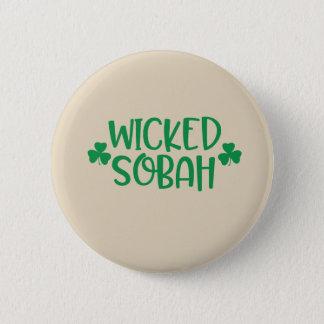 Badges Bouton mauvais de Sobah
