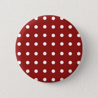 Badges Bouton Polka Dots