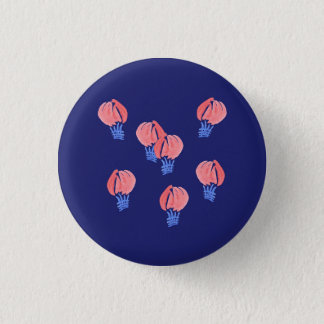 Badges Bouton rond de ballons à air petit