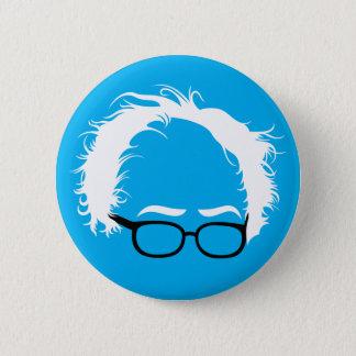 Badges Bouton sauvage de cheveux de ponceuses de Bernie