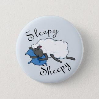 Badges Bouton somnolent de Sheepy