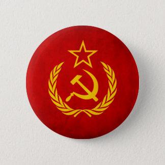 Badges Bouton soviétique de drapeau