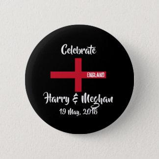 Badges Boutons commémoratifs de Harry et de mariage royal