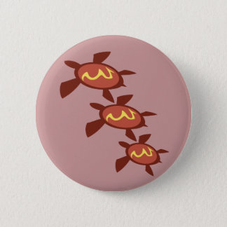 Badges Boutons de tortues de foudre