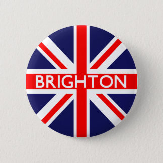 Badges Brighton : Drapeau britannique