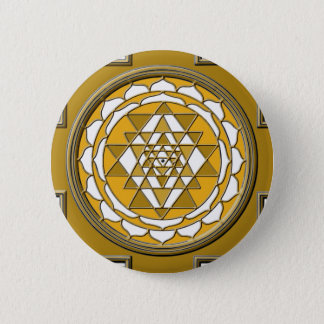 Badges Bronze de Sri Yantra