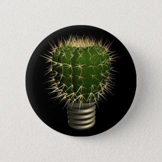 Badges Cactus abstrait