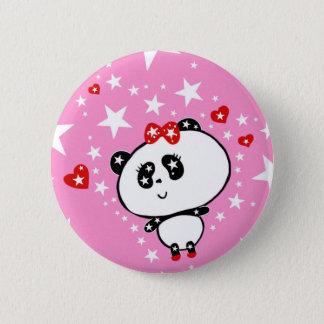 Badges Cadeaux pour les ours de pandas mignons de filles