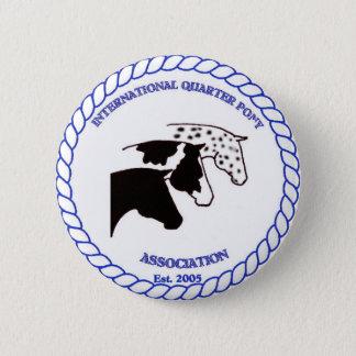 Badges Cadeaux quarts d'enregistrement de poney d'IQPA