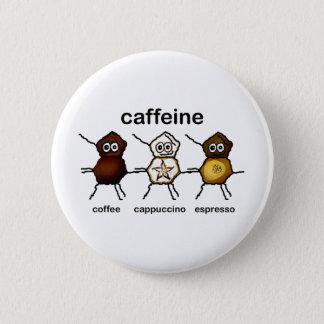 Badges Caféine