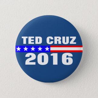 Badges Campagne électorale présidentielle de Ted Cruz