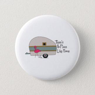 Badges Campeur de flamant