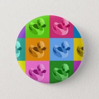 Badges Canards en caoutchouc