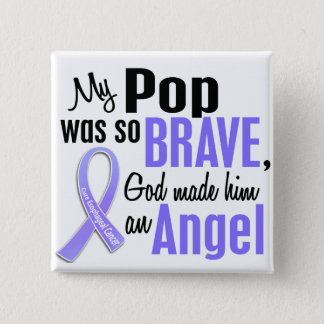 Badges Cancer oesophagien de bruit de l'ange 1