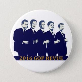 Badges Candidats à l'élection présidentielle 2016 de GOP
