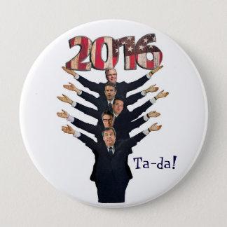 Badges Candidats de GOP 2016 pour le président