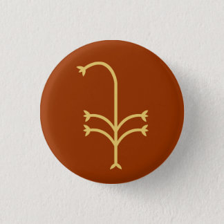 Badges Carex fleurissant