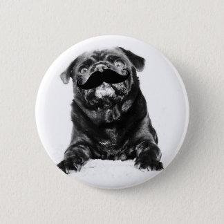 Badges Carlin de moustache