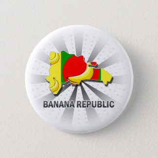 Badges Carte 2,0 de drapeau de Banana Republic