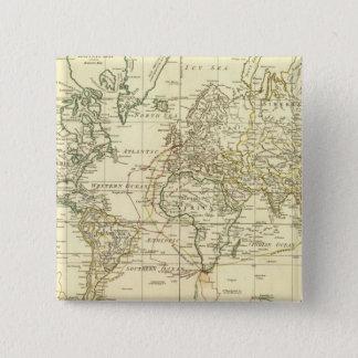 Badges Carte 5 du monde