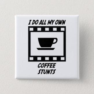 Badges Cascades de café