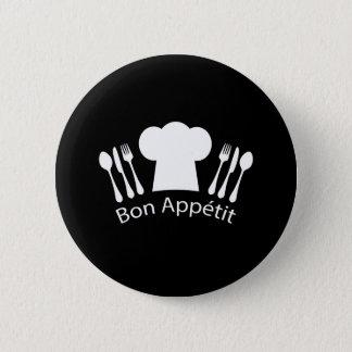 Badges Casquette français de chefs de restaurant pour le