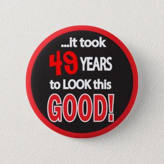 Badges Cela a pris (changez l'âge) des années pour