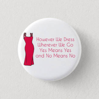 """Badges """"Cependant nous nous habillons, partout où nous"""