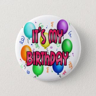 Badges C'est mes ballons de cool de fête d'anniversaire
