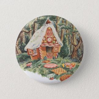 Badges Chambre vintage de sucrerie de conte de fées, de
