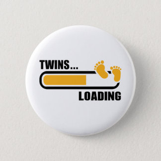 Badges Chargement de jumeaux