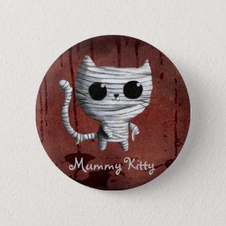 Badges Chat mignon de maman de Halloween