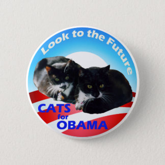 Badges Chats pour Obama