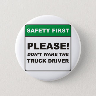 Badges Chauffeur de camion/sillage
