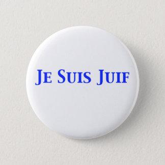 Badges Chemises et cadeaux juifs de solidarité de Je Suis