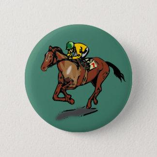 Badges Cheval et jockey