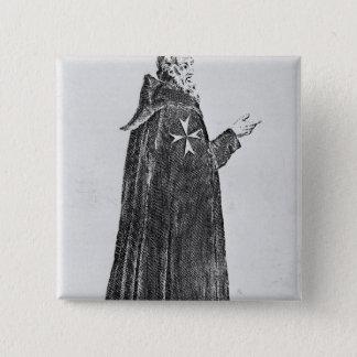Badges Chevalier Hospitaller dans l'habitude originale