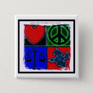 Badges Citation de Philip Neri de saint