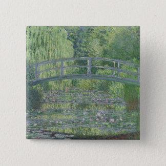 Badges Claude Monet | l'étang de nénuphar : Harmonie