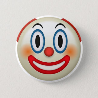 Badges Clown fou Emoji
