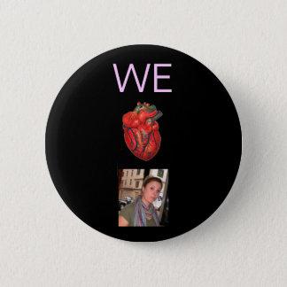 Badges Coeur anatomique Casey
