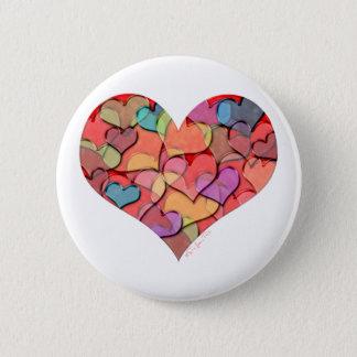Badges Coeur des coeurs