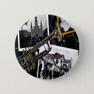 Badges Collage classique de la Nouvelle-Orléans Digital