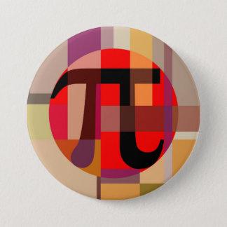 Badges Composition moderne en pi, géométrique