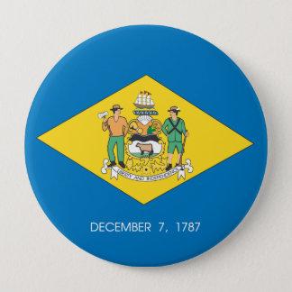 Badges Conception de drapeau du DELAWARE -