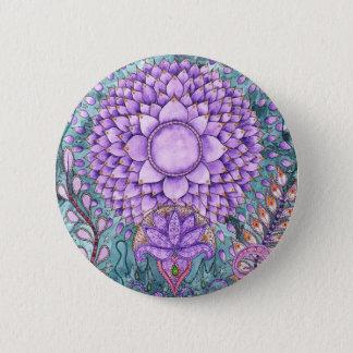 Badges Conception inspirée de Chakra de couronne